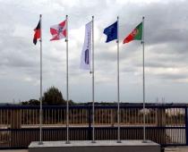 Maszty flagowe - Portugalia 2