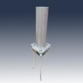 Kotwa i noga – maszt 10-12 m – do masztów z włókna szklanego