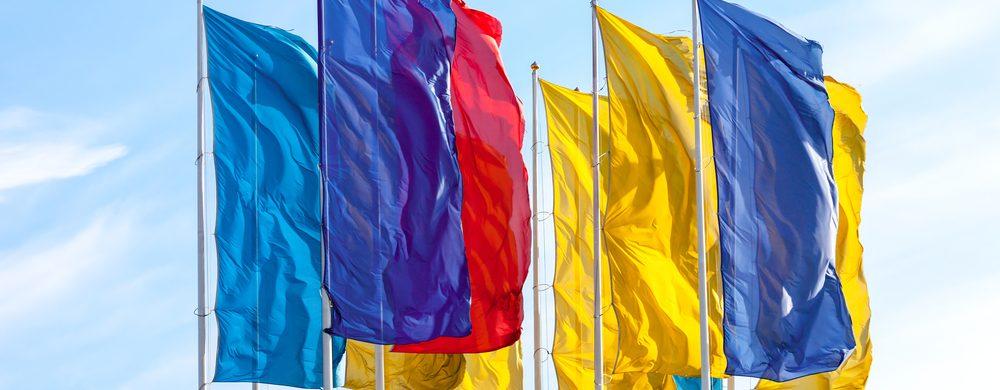 Polski producent flag reklamowych - Agra