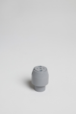 Głowica szara aluminium ECO