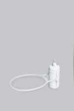 Obciążnik kompletny biały stary