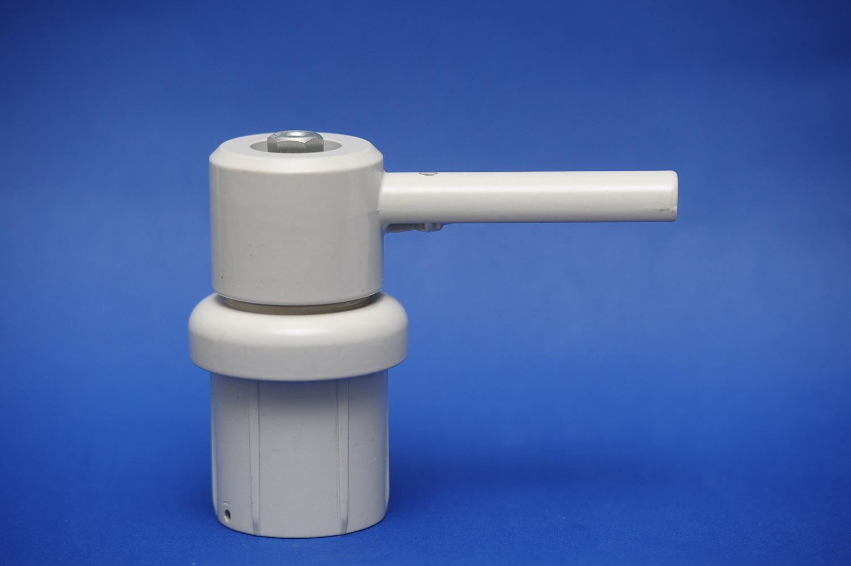Głowica baner – do masztów z aluminium