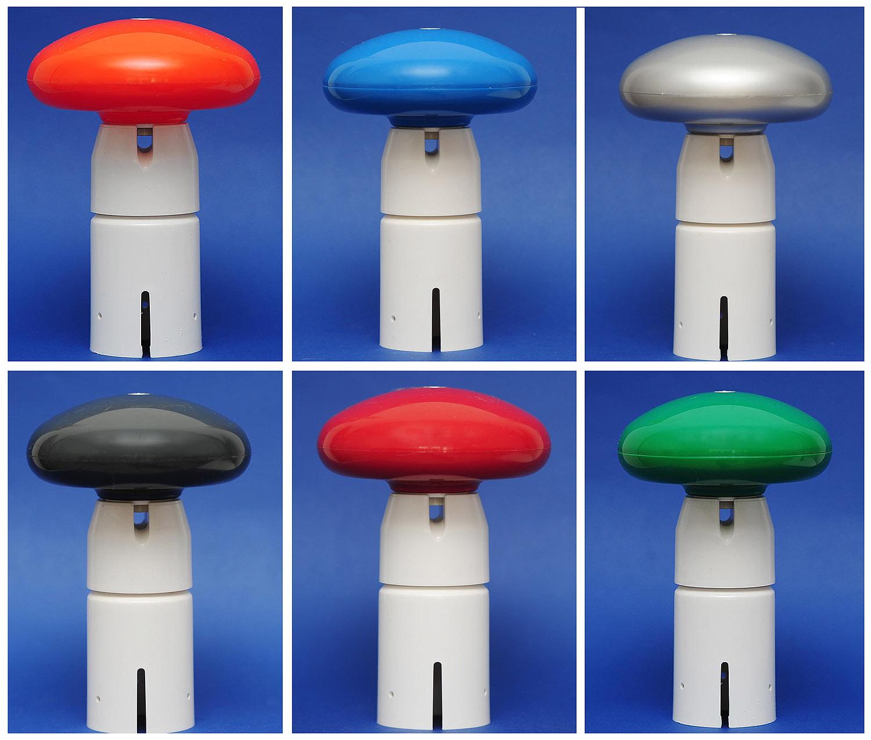 Kopułki – kolor dowolny z palety RAL