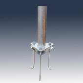 Kotwa i noga – maszt 10-12 m – do masztów z aluminium