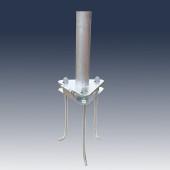 Kotwa i noga – masztu 6-9 m – do masztów z aluminium